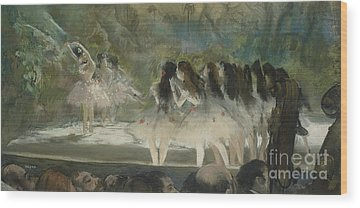 Edgar Degas Wood Prints
