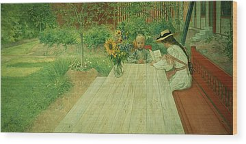 Larson Wood Prints