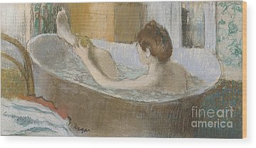 Bath Wood Prints