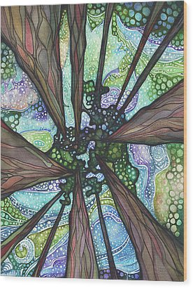 Redwoods Wood Prints