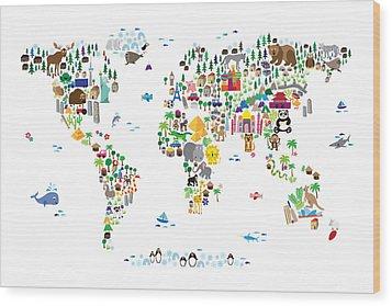 World Wood Prints