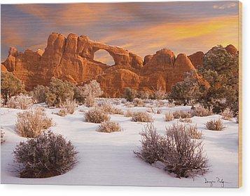 Utah Wood Prints