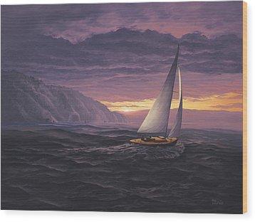 Seacapes Wood Prints