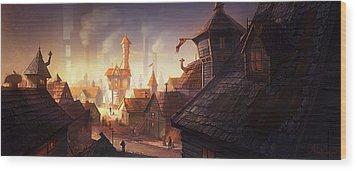 Fairytale Wood Prints