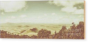Harmonious Wood Prints