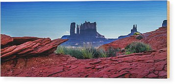 Monument Valley Wood Prints