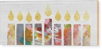 Jewish Holidays Wood Prints