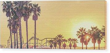 Beach Theme Wood Prints