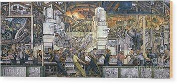 Industry Wood Prints