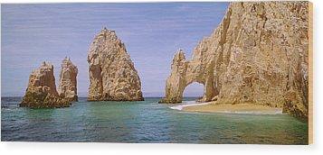 Cabo San Lucas Arch Wood Prints