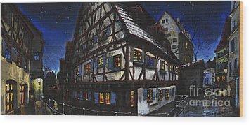 Pastel Wood Prints