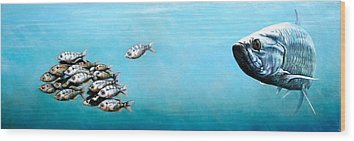 Tarpon Wood Prints