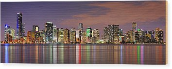 Miami Wood Prints