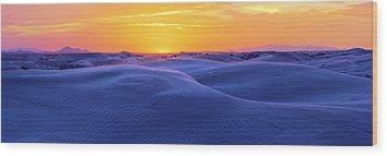 Sahara Wood Prints