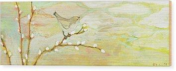 Yellow Ochre Wood Prints
