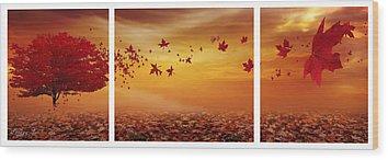 Japanese Maple Wood Prints