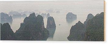 Ha Long Bay Wood Prints