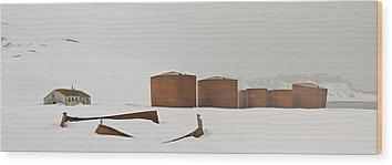 Bransfield Strait Wood Prints
