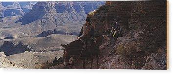 South Kaibab Trail Wood Prints