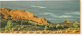 Butte Wood Prints