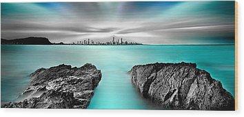 Panorama Australia Wood Prints