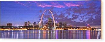 St Louis River Wood Prints