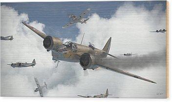 Bombers Wood Prints