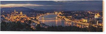 Budapest Wood Prints