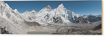 Khumbu Wood Prints
