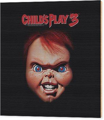 Chucky Wood Prints