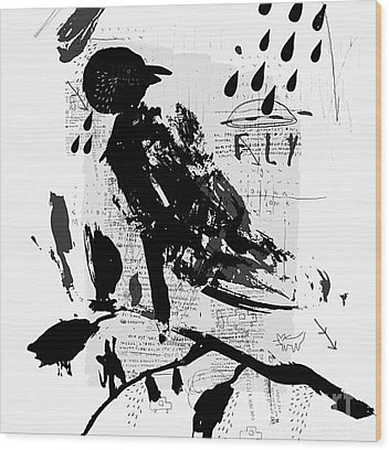 Beak Wood Prints