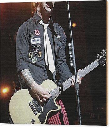 Green Day Wood Prints