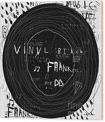 Record Album Wood Prints