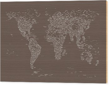 Made In Wood Prints