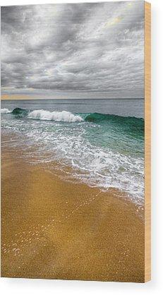 Flagler Beach Wood Prints