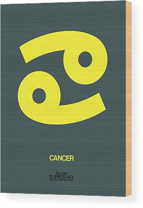 Cancer Wood Prints