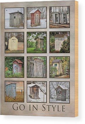 Bog Wood Prints