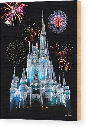 Disney Wood Prints