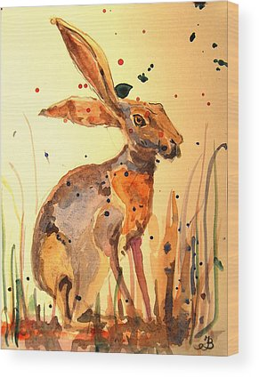 Hare Wood Prints