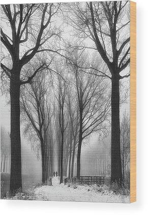 Belgium Wood Prints
