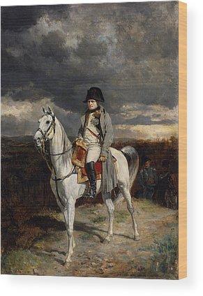 Napoleon Wood Prints