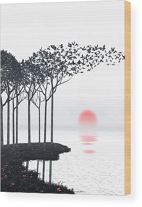 Single Wood Prints