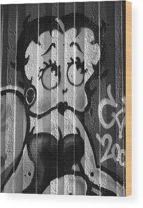 Mauer Wood Prints