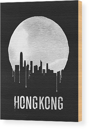 Hong Kong Wood Prints