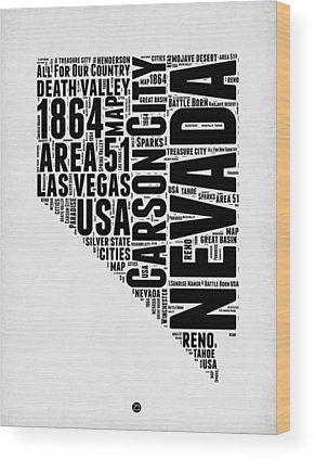 Designs Similar to Nevada Word Cloud 3