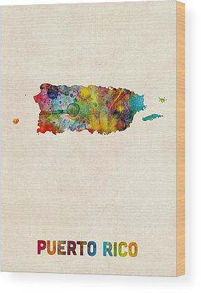 Rico Wood Prints