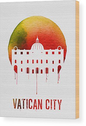 Vatican Wood Prints
