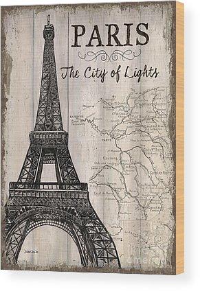 Flight Wood Prints