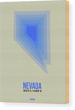 Designs Similar to Map Of Nevada by Naxart Studio