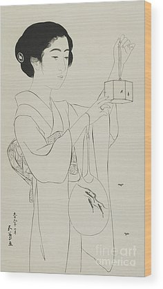 Lady Bug Drawings Wood Prints